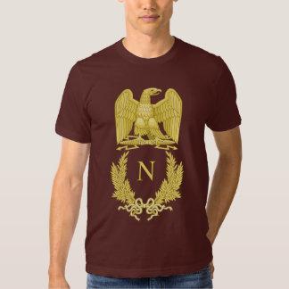 Emblema de Napoleon Bonaparte Playera