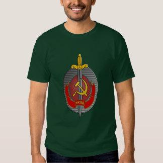 Emblema de NKVD Remeras