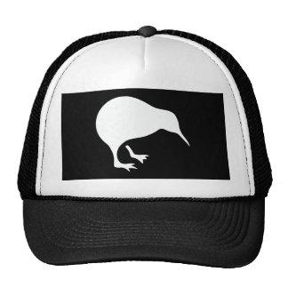 Emblema de Nueva Zelanda del kiwi Gorro De Camionero