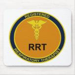 Emblema de RRT Tapetes De Raton