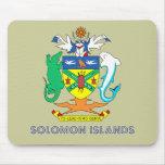 Emblema de Solomon Alfombrillas De Raton