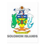 Emblema de Solomon Tarjetas Postales