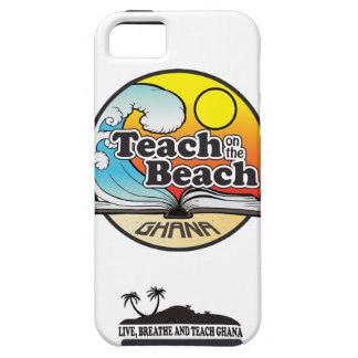 Emblema de TOB iPhone 5 Carcasa