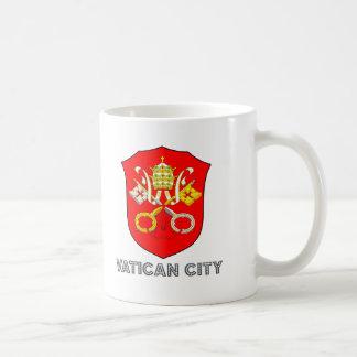 Emblema de Vatican Taza
