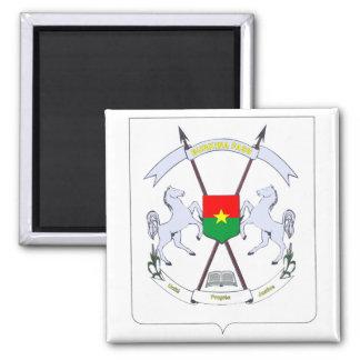 emblema del burkina imanes