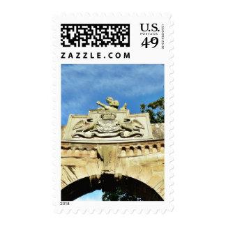 Emblema del castillo sello