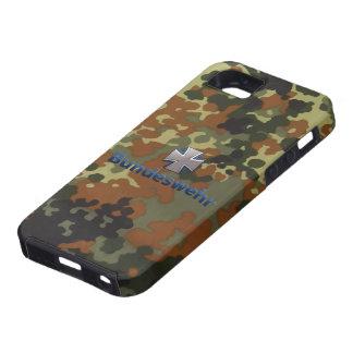 Emblema del Ejército alemán iPhone 5 Carcasas