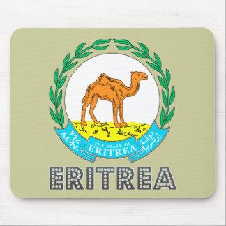 Emblema del Eritrean Alfombrilla De Ratones