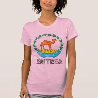 Emblema del Eritrean Camisas