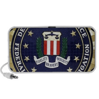 Emblema del FBI Altavoz