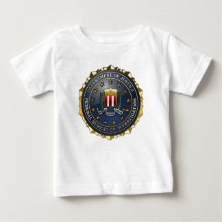 Emblema del FBI Camisas