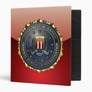 """Emblema del FBI Carpeta 1"""""""