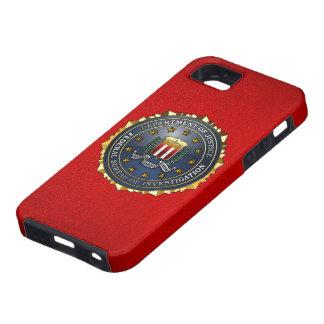 Emblema del FBI Funda Para iPhone 5 Tough