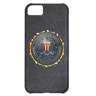 Emblema del FBI Funda Para iPhone 5C