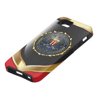 Emblema del FBI iPhone 5 Carcasa
