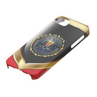 Emblema del FBI iPhone 5 Carcasas
