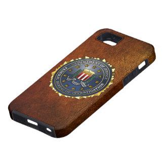 Emblema del FBI iPhone 5 Fundas