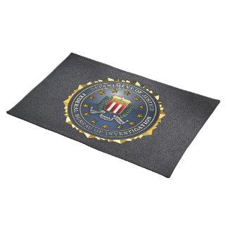 Emblema del FBI Manteles