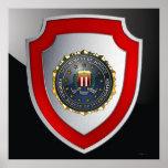 Emblema del FBI Posters