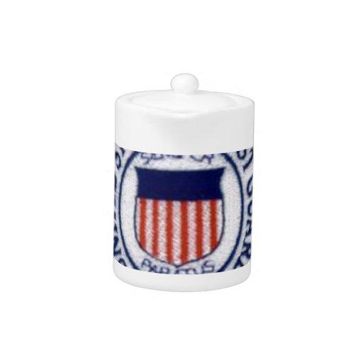 Emblema del guardacostas de Estados Unidos