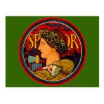 Emblema del italiano de SPQR Postal