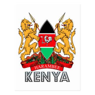 Emblema del Kenyan Postal