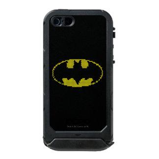 Emblema del palo Lite-Brite Funda Para iPhone 5 Incipio ATLAS ID