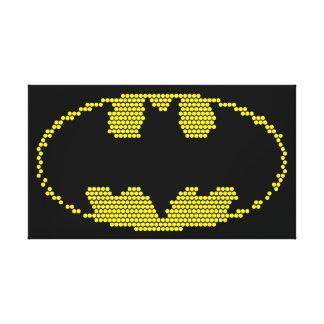 Emblema del palo Lite-Brite Lienzo Envuelto Para Galerías