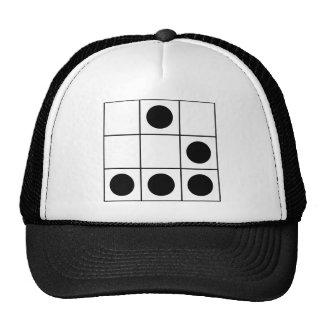 """Emblema del pirata informático """"del dorador"""" gorras"""