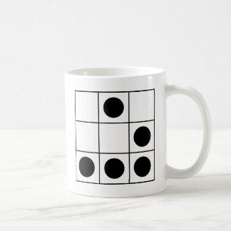 """Emblema del pirata informático """"del dorador"""" taza"""