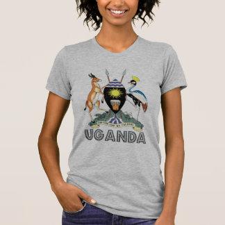 Emblema del Ugandan Remeras