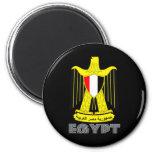 Emblema egipcio iman de frigorífico