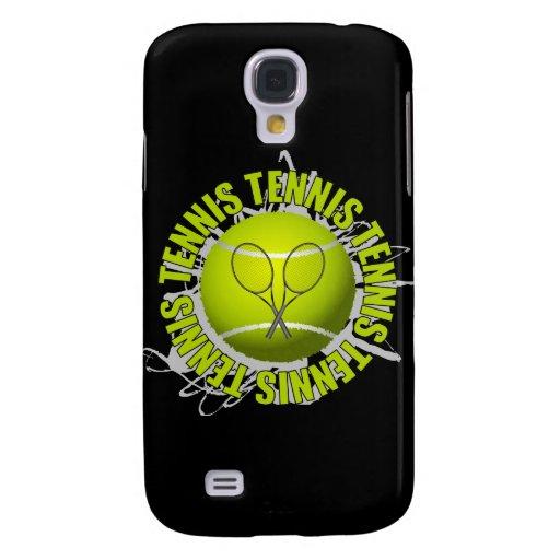 Emblema fresco del tenis
