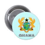 Emblema ghanés pin