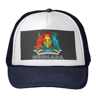 Emblema granadino gorras