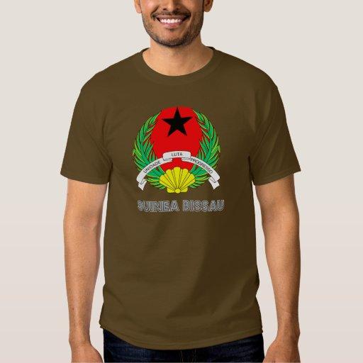 Emblema guineano camisas