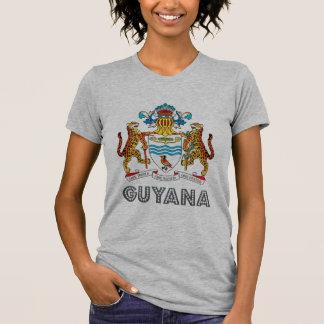 Emblema guyanés camiseta