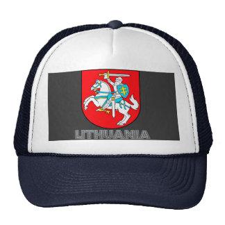 Emblema lituano gorro