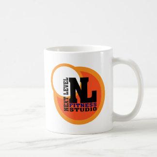 Emblema llano siguiente 2 del estudio de la aptitu taza