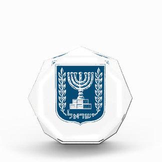 Emblema nacional de Israel