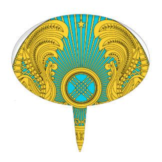 Emblema nacional de Kazajistán Palillos De Tarta