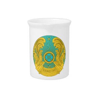 Emblema nacional de Kazajistán Jarron