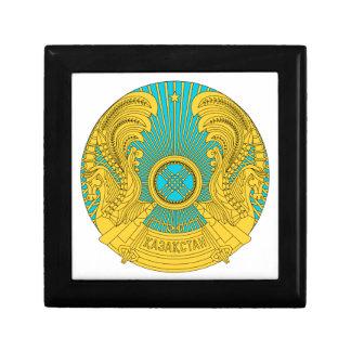 Emblema nacional de Kazajistán Cajas De Joyas