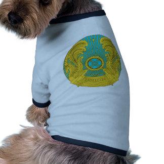 Emblema nacional de Kazajistán Camisas De Perritos