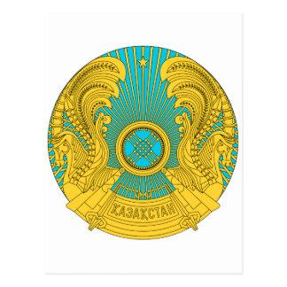 Emblema nacional de Kazajistán Postal