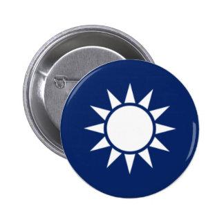 Emblema nacional de la República de China (Taiwán) Pin