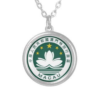 Emblema nacional de Macao (China) Pendiente Personalizado