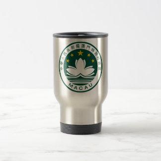 Emblema nacional de Macao (China) Taza De Café