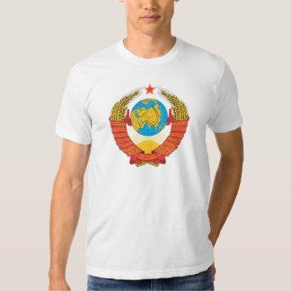 Emblema nacional de URSS Remera
