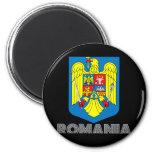 Emblema ruso imanes para frigoríficos